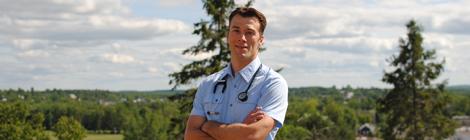 Dr Guillaume Charbonneau