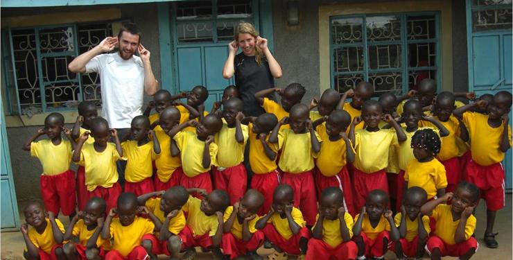 Le Projet d'engagement communautaire au Kenya