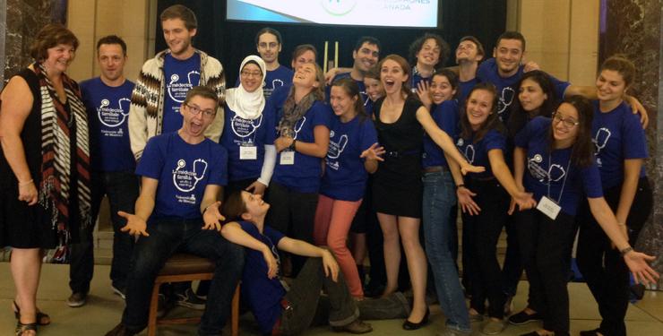 Symposium étudiant en médecine familiale du Québec 2012 : Merci à toute l'équipe!
