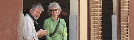 Partager sa vie et la passion de la médecine humanitaire à deux…