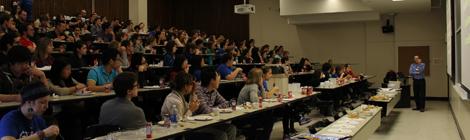 Activités du GIMF de l'Université de Montréal – campus Montréal