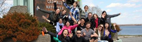 Les activités du GIMF de McGill