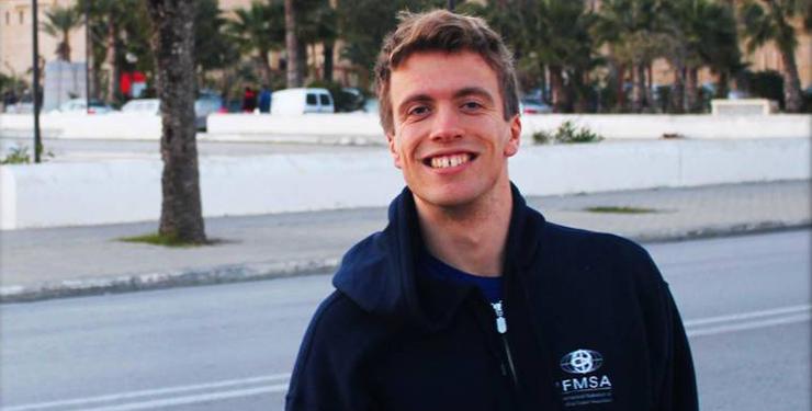 Mathieu Hains : la variété au cœur du choix de carrière