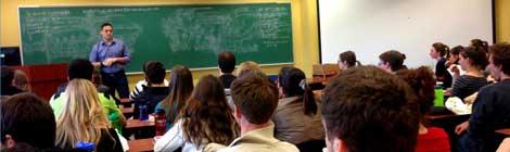 GIMF de l'Université de Sherbrooke : midi-conférence et souper-causerie réussis!