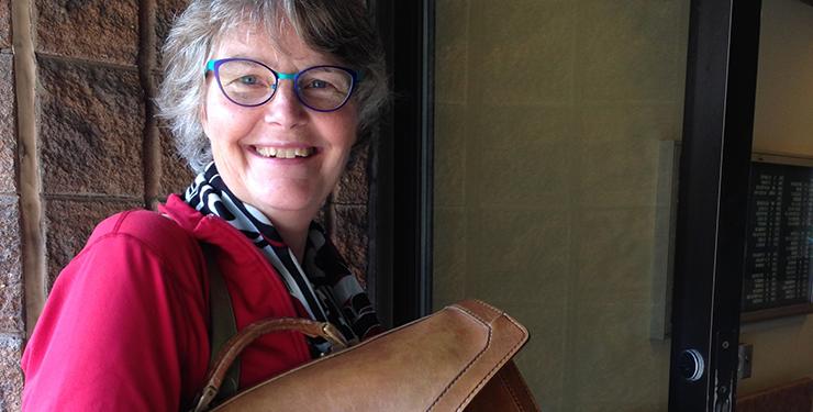 Dre Anne Moreau, une passionnée de soins à domicile