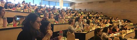 Une conférence et un souper-causerie réussis pour le GIMF de l'Université Laval!