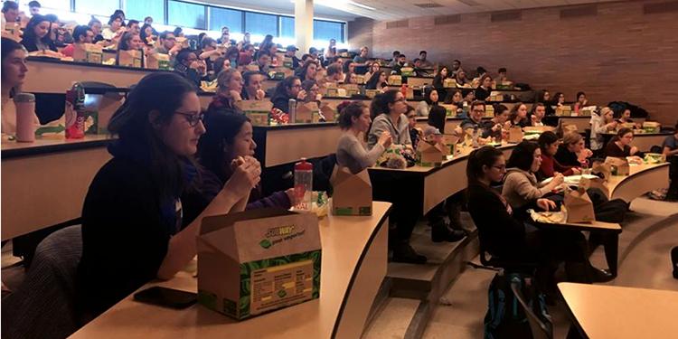 Archives : Activités du GIMF de l'Université Laval