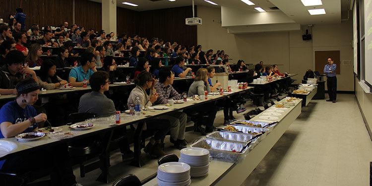 Activités du GIMF de l'Université de Montréal